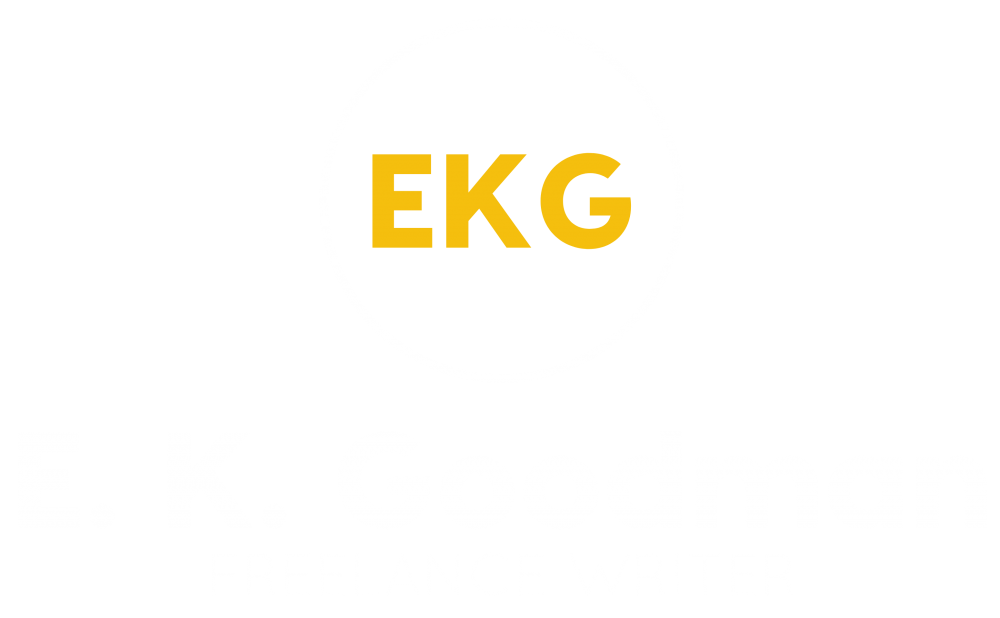 E K Goodman Freelance writer